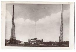 67 -BRUMATH - Le Poste-Emetteur Radio Strasbourg - 1936 - Brumath