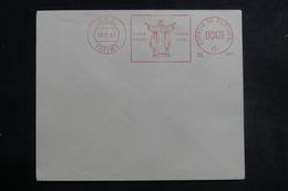 PORTUGAL - Affranchissement Mécanique Illustré De Fatima Sur Enveloppe En 1964 - L 39797 - Covers & Documents