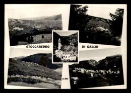 ITALIE - STOCCAREDDO DI GALLIO - Italy