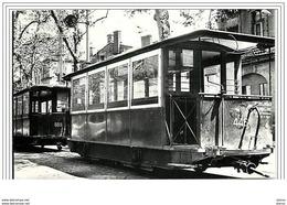 Tramways De TOULOUSE Remorque Mixte - Toulouse