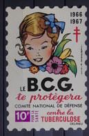 FRANCE - Vignette Contre La Tuberculose - L 39806 - Antituberculeux