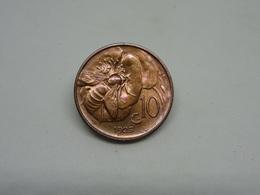 Moneta 10 Cent 1925 Vittorio Emanuele III Re D'Italia - 1861-1946 : Regno
