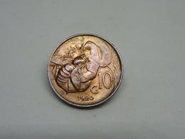 Moneta 10 Cent 1920 Vittorio Emanuele III Re D'Italia - 1861-1946 : Regno
