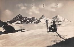 """M08563 """"VALLI D'AOSTA-NELLA VAL TOURNANCHE""""ANIMATA-CART. ORIG. NON SPED. - Italy"""