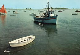 Arradon - Vue Sur Les Iles Logoden - Arradon