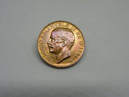 Moneta 5 Cent 1921 Vittorio Emanuele III Re D'Italia - 1861-1946 : Regno
