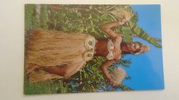 D166695   Océanie- Tahiti -Bora-Bora - Island Rhythm -Tahitian Girl -Dancer - Tahiti