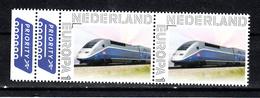 Nederland Persoonlijke Europa Zegel: Trein, High Speed Train - Treinen