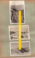 Militaires, CASSINO Italie  - Page D'album Avec Photographies - Guerra, Militari