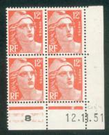 Lot 4433 France Coin Daté N°885 Gandon (**) - Coins Datés