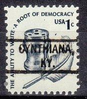 USA Precancel Vorausentwertung Preo, Locals Kentucky, Cynthiana 804 - Vereinigte Staaten