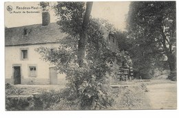 Rendeux-Haut . Le Moulin De Bardonwez - Ed: Lecoq - NELS - Circulé - 2 Scans - Rendeux