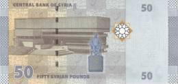 SY P. 112 50 P 2009 UNC - Siria