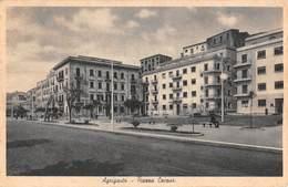"M08572 ""AGRIGENTO-PIAZZA CAVOUR""-CART. ORIG. SPED. - Agrigento"