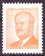 Syrie 1986 - MNH** - Assad - Michel Nr. 1638x (syr205) - Syrien