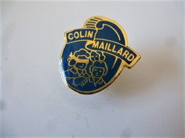 PINS JEUX COLIN MAILLARD / 33NAT - Jeux