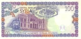 SY P. 108 100 P 1998 UNC - Siria