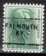 USA Precancel Vorausentwertung Preo, Locals Kentucky, Fallmouth 703 - Vereinigte Staaten