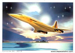 CP Concorde Air France - Lollini N° 50 - 2019 - 1946-....: Modern Era