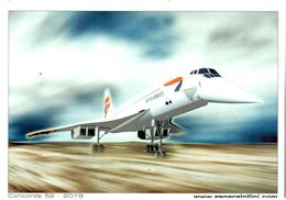 CP Concorde British Airways - Lollini N° 52 - 2019 - 1946-....: Modern Era