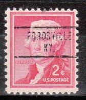USA Precancel Vorausentwertung Preo, Locals Kentucky, Fordsville 734 - Vereinigte Staaten