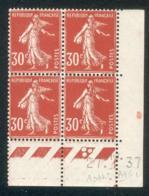 Lot 7337 France Coin Daté Semeuse N°360 (**) - Coins Datés