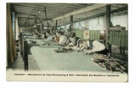 Aubusson - Manufacture Tapis & Tapisseries Brunschwig & Weil - Fabrication Des Meubles En Tapisseries - Pas Circulé - Aubusson