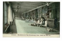 Aubusson - Manufacture Tapis & Tapisseries Brunschwig & Weil - Atelier De Tapis Ras - Pas Circulé - Aubusson