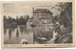 1938 Olivet - Bords Du Loiret - Le Moulin Saint Samson - ND 19 - France
