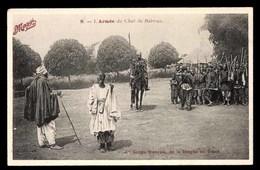 Tchad, Armee Du Chef De Baboua - Tchad