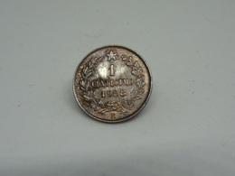 Moneta 1 Cent 1908  Vittorio Emanuele III Re D'Italia - 1861-1946 : Regno