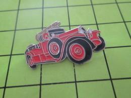 414c Pin's Pins / Beau Et Rare : Thème POMPIERS / CAMION DE POMPIERS RETRO - Pompiers