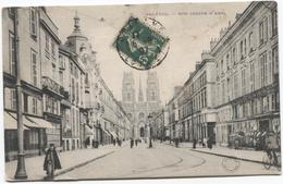 1907 Orléans -  Rue Jeanne D'Arc - Voir LOUIS VETEMENTS - - Orleans