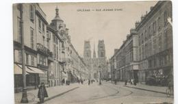 Orléans -  Rue Jeanne D'Arc - Voir LOUIS VETEMENTS - - Orleans