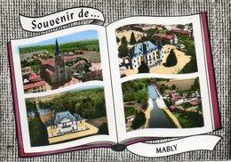 MABLY    Souvenir   Edit Lapie - Autres Communes