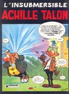 Achille Talon T 28 L'insubmersible Achille Talon  EO BE DARGAUD  04/1981  Greg (BI2) - Achille Talon