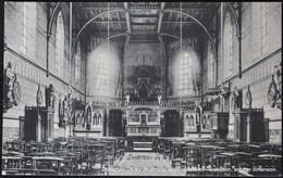Huy Intérieur De La Chapelle De La Sarte Chocolat Hardy - Hoei