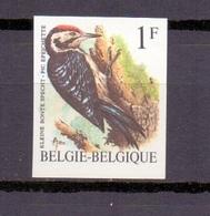 2349 Kleine Bonte Specht Buzin ONGETAND POSTFRIS**  1990 - Belgique