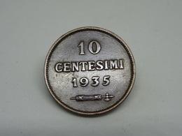 Moneta San Marino 10 Cent 1935 - San Marino