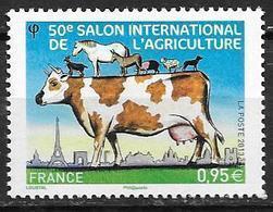 France 2013 N° 4729 Neuf Salon De L'agriculture à La Faciale - Francia