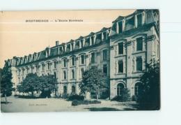 MONTBRISON - L' Ecole Normale  - TBE -  2 Scans - Montbrison