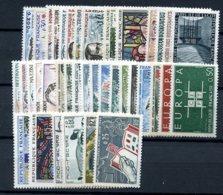 Lot Z711 Année 1963 Neuf ** - Coins Datés