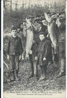 Le Plessis Dorin-Pêche De L'Etang De Boisvinet-1920-2 Beaux Brochets. - Other Municipalities