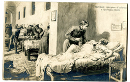 CPA GARIBALDI Infirmier En 1836 - Storia