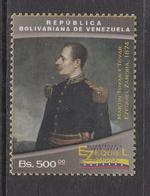 2017 Venezuela Zamora Revolutionary  Complete Set Of 1 MNH - Venezuela