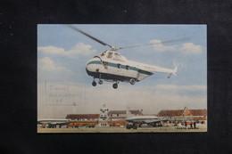 AVIATION - Carte Postale - Hélicoptère  - L 39863 - Hélicoptères