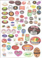 Étiquettes Fruits - 002 - Fruits & Vegetables