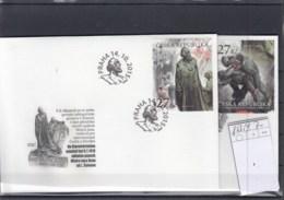 Tschechische Republik Michel Cat.No. FDC 863/864 - FDC