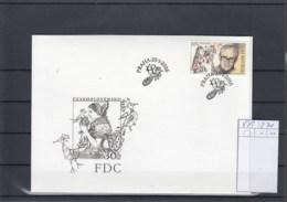 Tschechische Republik Michel Cat.No. FDC 871 - FDC