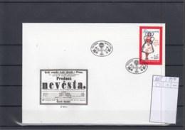 Tschechische Republik Michel Cat.No. FDC 885 - FDC